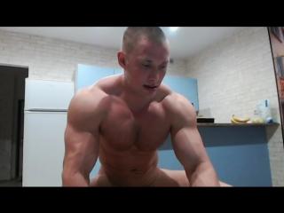 Мускулистые мачо геи порно