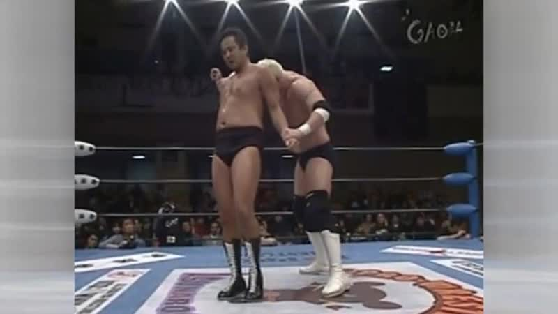 Joe Doering vs. Osamu Nishimura 04062008