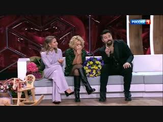 Андрей Малахов. Прямой эфир  Алексей Чумаков и Юлия Ковальчук
