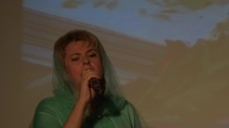 Лилия Евсеева Пять звёздочек ( Концерт в Александро-Невской Лавре 25.10.2018 г.)