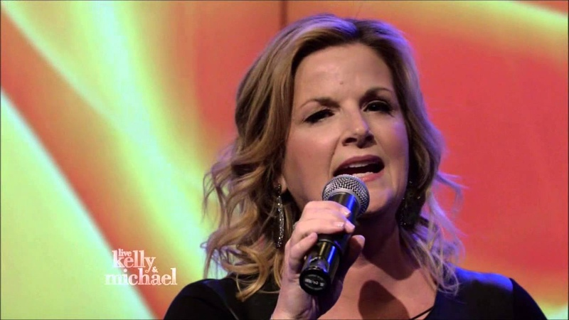 Trisha Yearwood Broken Live With Kelly and Michael 03 23 2016