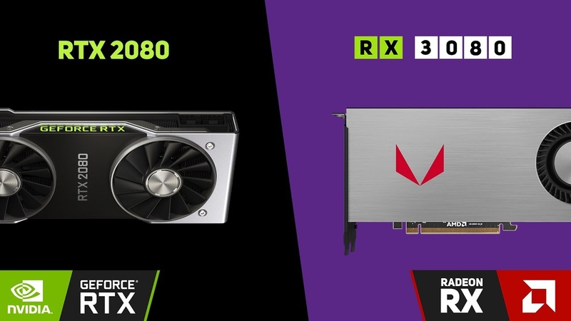 AMD троллит Nvidia c новым поколением карт RX 3000   AMD Zen II 5.1 Ghz 16 ядер 32 потока