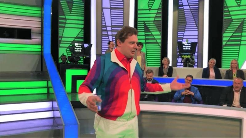 Е. Понасенков ищет врагов родины на НТВ и напевает арию из Риголетто