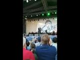 Алексей Горшенёв исполняет песню Высоцкого