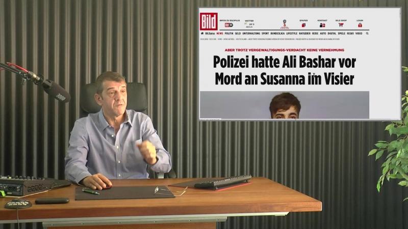 No-Go-Area´s in Berlin Österreich 17 Identitäre unter Anklage Israel droht Russ. u. Syrien Frankr. wieder Tanz in Nante