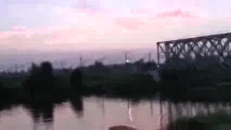 001_красивый закат на вопь реке и ПРОРОК САН БОЙ