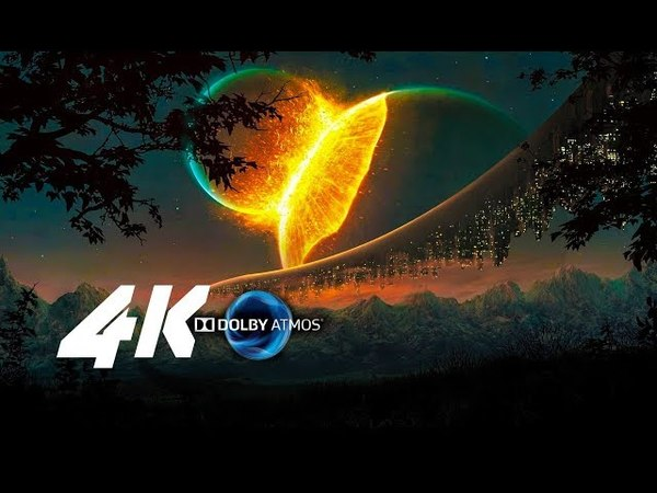 Dolby atmos vision Experience 4k resolution video for 4k oled tv