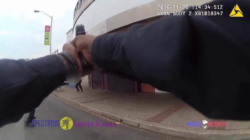 Полиция Против БЫДЛА Россия Америка