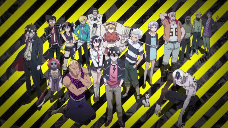 Blood Lad - Opening 1 [HD].