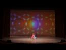 33. Детский театр танца г. Санкт-Петербург. Дуэт Алтунина Анастасия и Яковлева Арина - Стиляги.