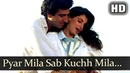 Pyar Mila Sabkuch Mila HD Zakhmi Aurat Songs Raj Babbar Dimple Kapadia Bollywood Songs