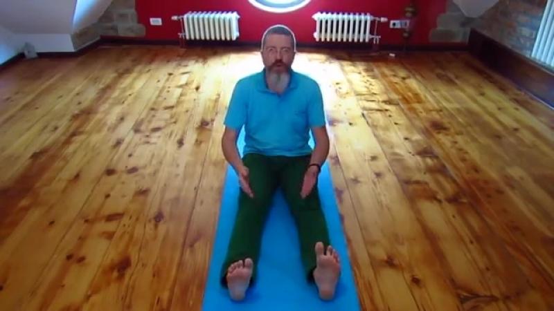 Чудесное упражнение для коленных суставов