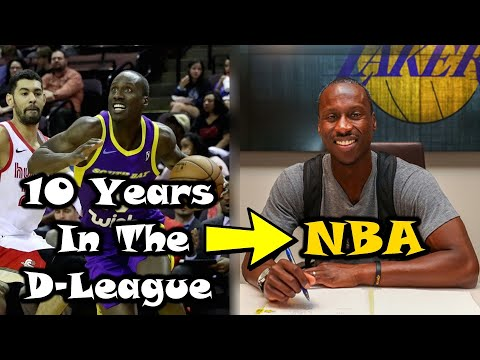 The Heartwarming NBA Story Of Andre Ingram