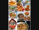 5 people describing dishes