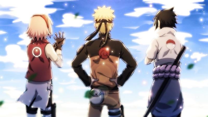 Naruto - Experienced Many Battles (Trill Percy Remix)