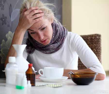 Пациенты с постоянными симптомами гриппа подвергаются повышенному риску развития пневмонии или другой бактериальной инфекции.