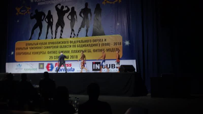 ПФО город Самара 2018 год Пляжники абсолютка