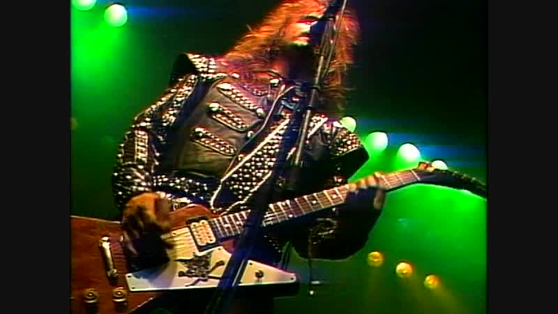 Running Wild Riding The Storm Death or Glory Tour Live in Düsseldorf 1989 Улучшенное звучание