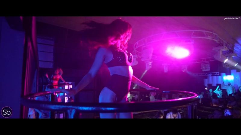 Santa Barbara night club karaoke - David Chong (France, Koh Phangan) 10.08.2018