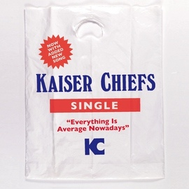 Kaiser Chiefs альбом Everything Is Average Nowadays