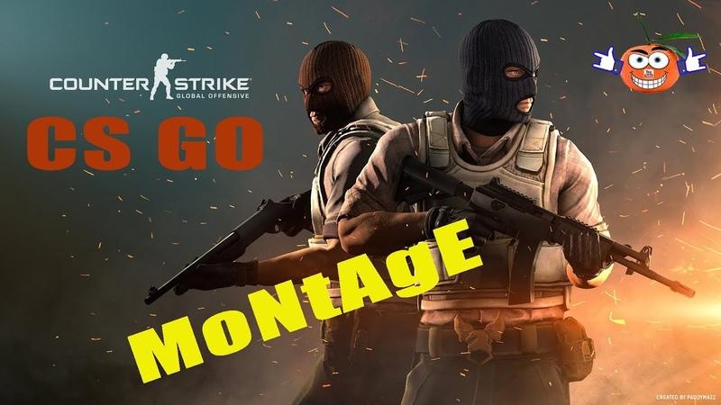 CS GO (MONTAGE)
