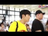 24/07/2018 [liveen TV] 동방신기 (東方神起, TVXQ) улетают в Японию