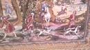 Гобеленовая картина КОРОЛЕВСКАЯ ОХОТА