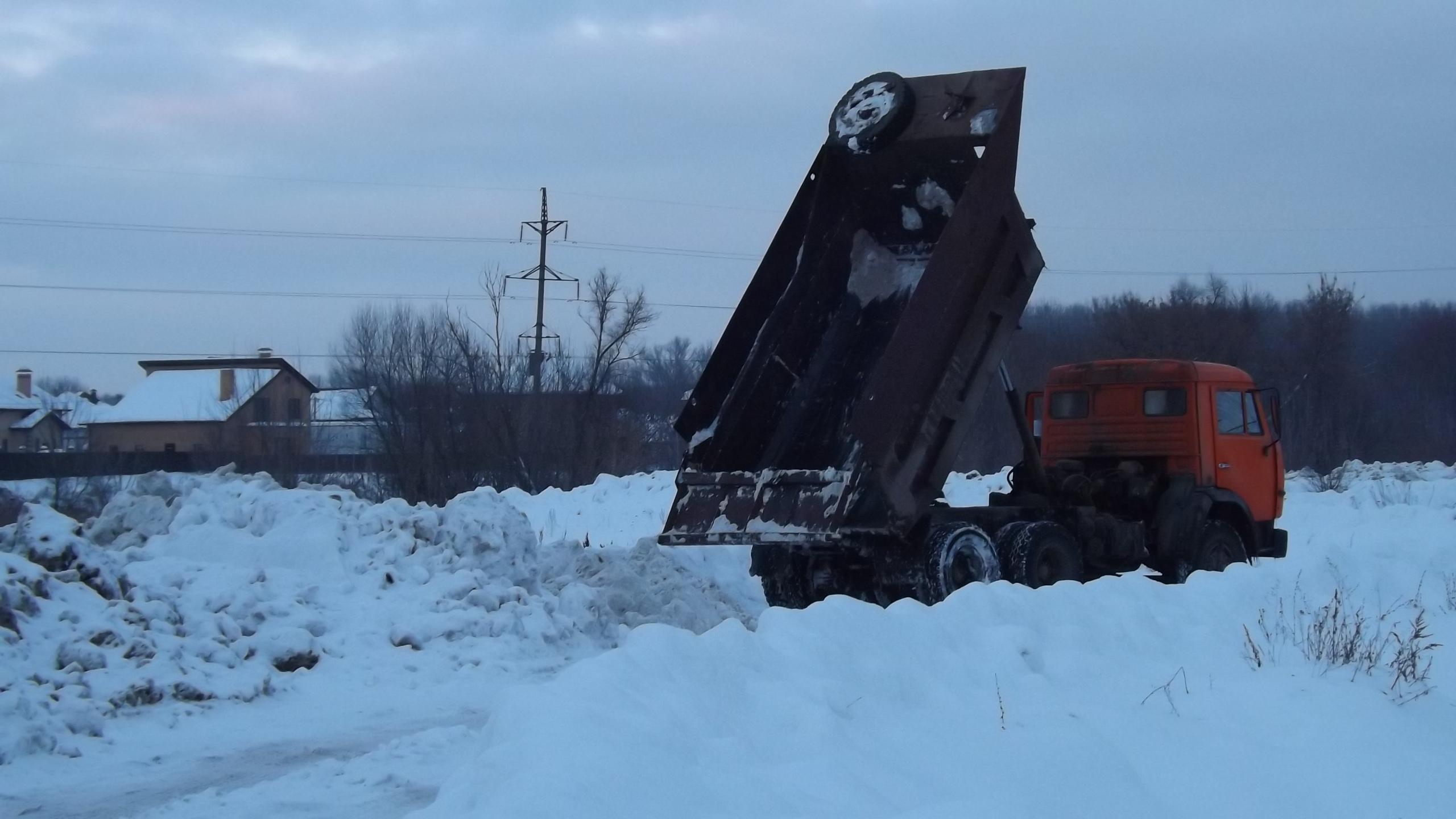 После обращений ОНФ курские власти убрали более 75% выявленных снежных завалов