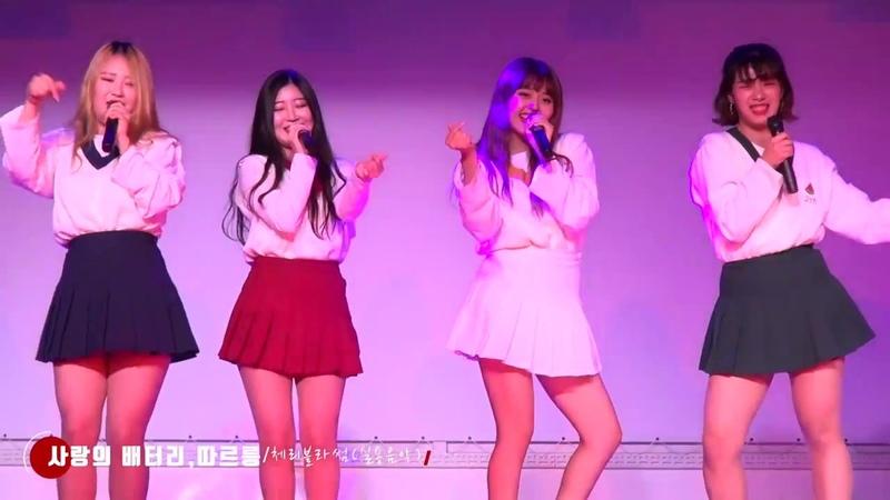 서울호서예술실용전문학교 니가타 국제 음악엔터테인먼트 전문학교 합동공연