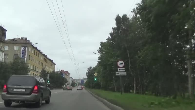 Мурманск о городе, истории, заброшках _ Кольский полуостров _ Руф заброшенной котельной
