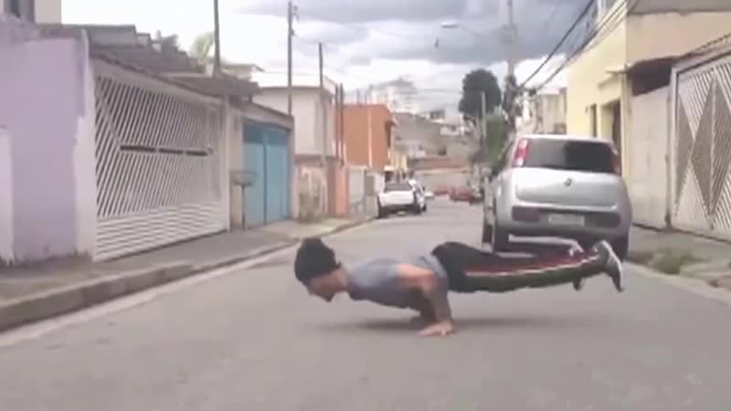 Bboy Pivet Top Incredible Power (SUPER STRONG BBOY EVER)