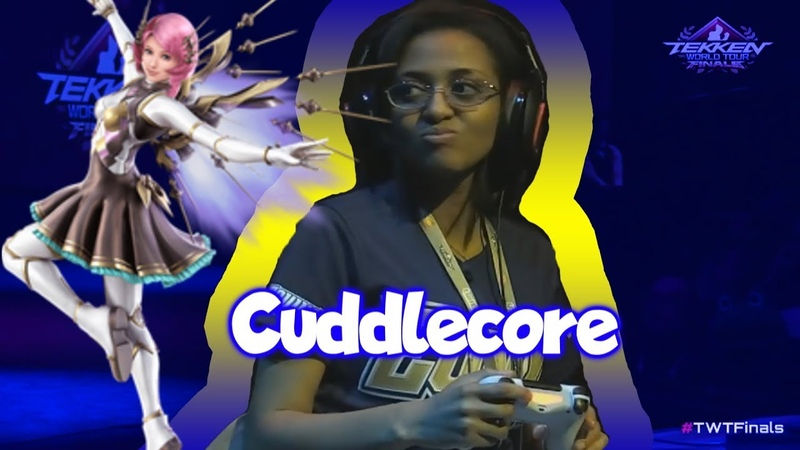 Cuddle core Alisa Highlights ➤ One of the best american female fighting gamers ➤ Tekken 7