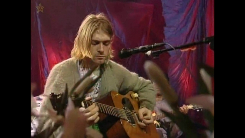 Nirvana - MTV Unplugged in New York (1994). Live