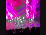 BTS performing Idol at the Korea-France Friendship Concert