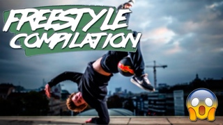 FREESTYLE, STREET FOOTBALL COMPILATION 2018