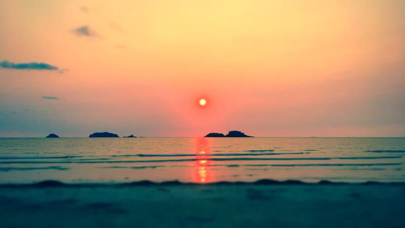 Sunset 🌅 Koh Chang