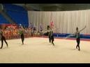 Турнир по художественной гимнастике «Вдохновение»