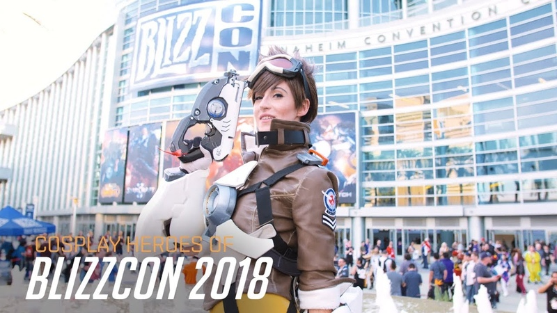 BlizzCon 2018 Cosplay Highlights | Overwatch
