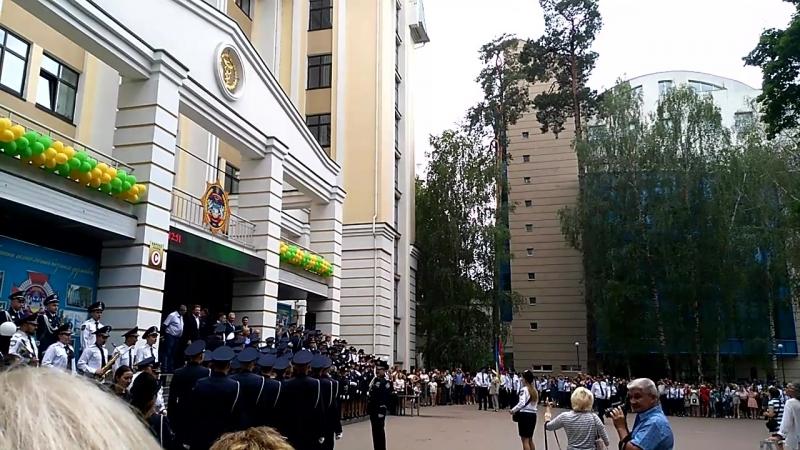 Факультет податкової поліції. Вручення дипломів бакалавра 4 частина