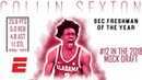 Collin Sexton's 2018 NBA Draft Scouting Video   DraftExpress   ESPN