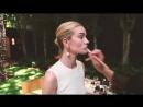 Makeup tutorial Nam Vo gives Rosie Huntington Whiteley the dewy dumpling highlighter look