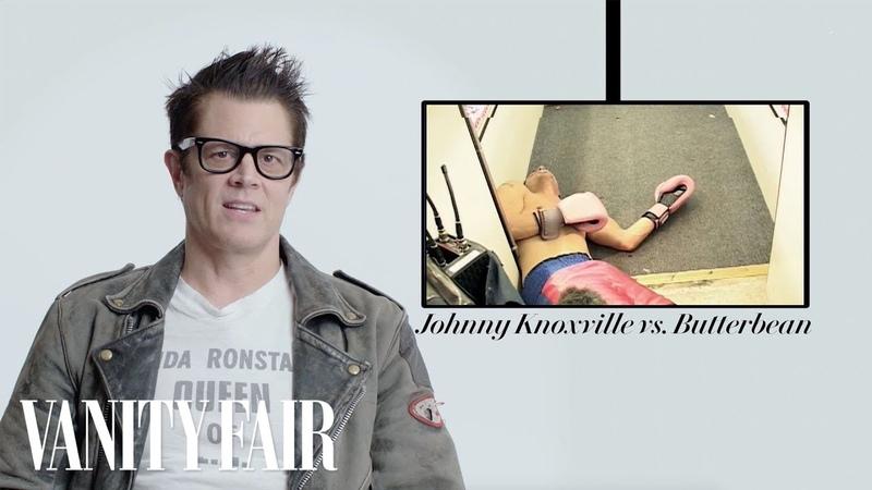 Johnny Knoxville Breaks Down Every Injury of His Career | Vanity Fair