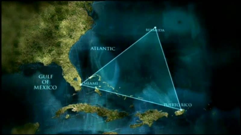 48 Бермудский треугольник из сборника Миниатюры 2019