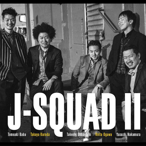 J-squad альбом J-Squad II