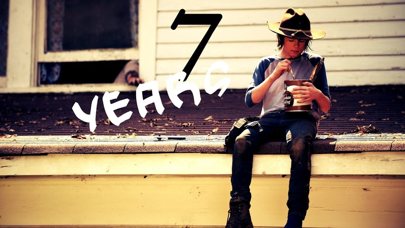 Carl Grimes 7 Years Music Video