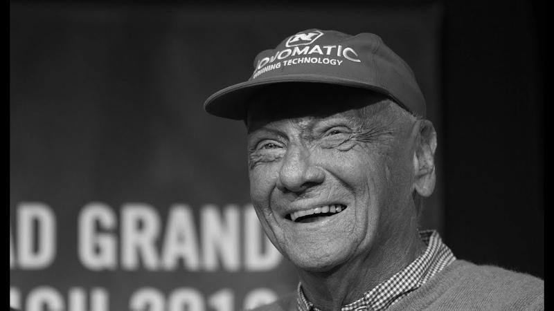 FORMEL 1-HELDEN VERLOREN: Tiefe Trauer nach Niki Lauda-Tod