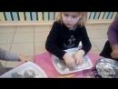 занятия с кинетическим песком