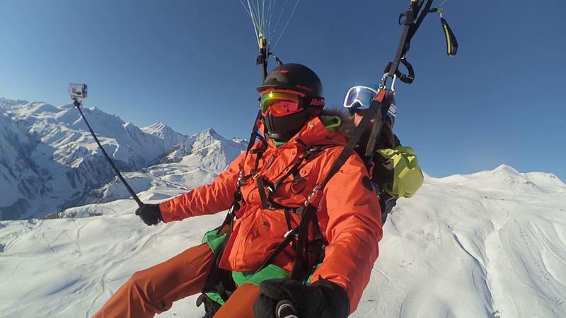 031063 gudauri paragliding полет гудаури skyatlantida com გუდაურში პარაშუტები პარაპლანი431