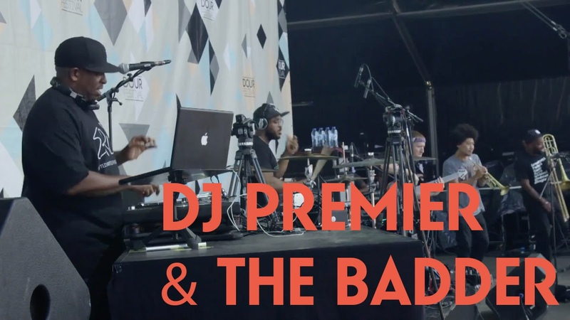 DJ Premier The Badder - Attacks MCs Act Like They Dont Know - Live (Dour 2016)