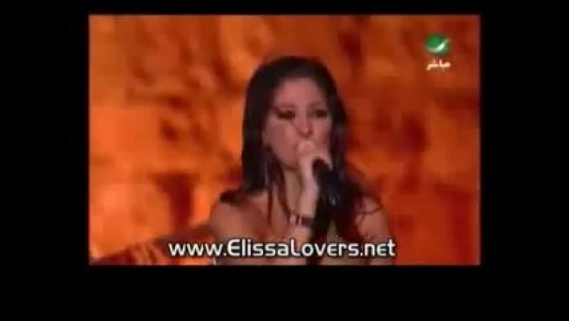 Elissa - Bahlam Be Loak (Live)